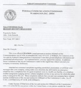 FCC-Citation