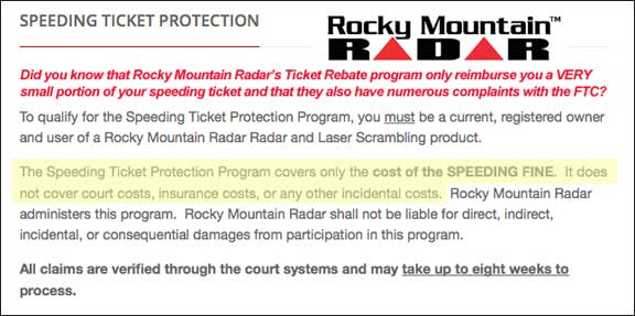 Rocky Mountain Radar