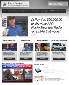 Radar Jammer New site