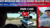 Video: RMR-C495 Radar Detector Test